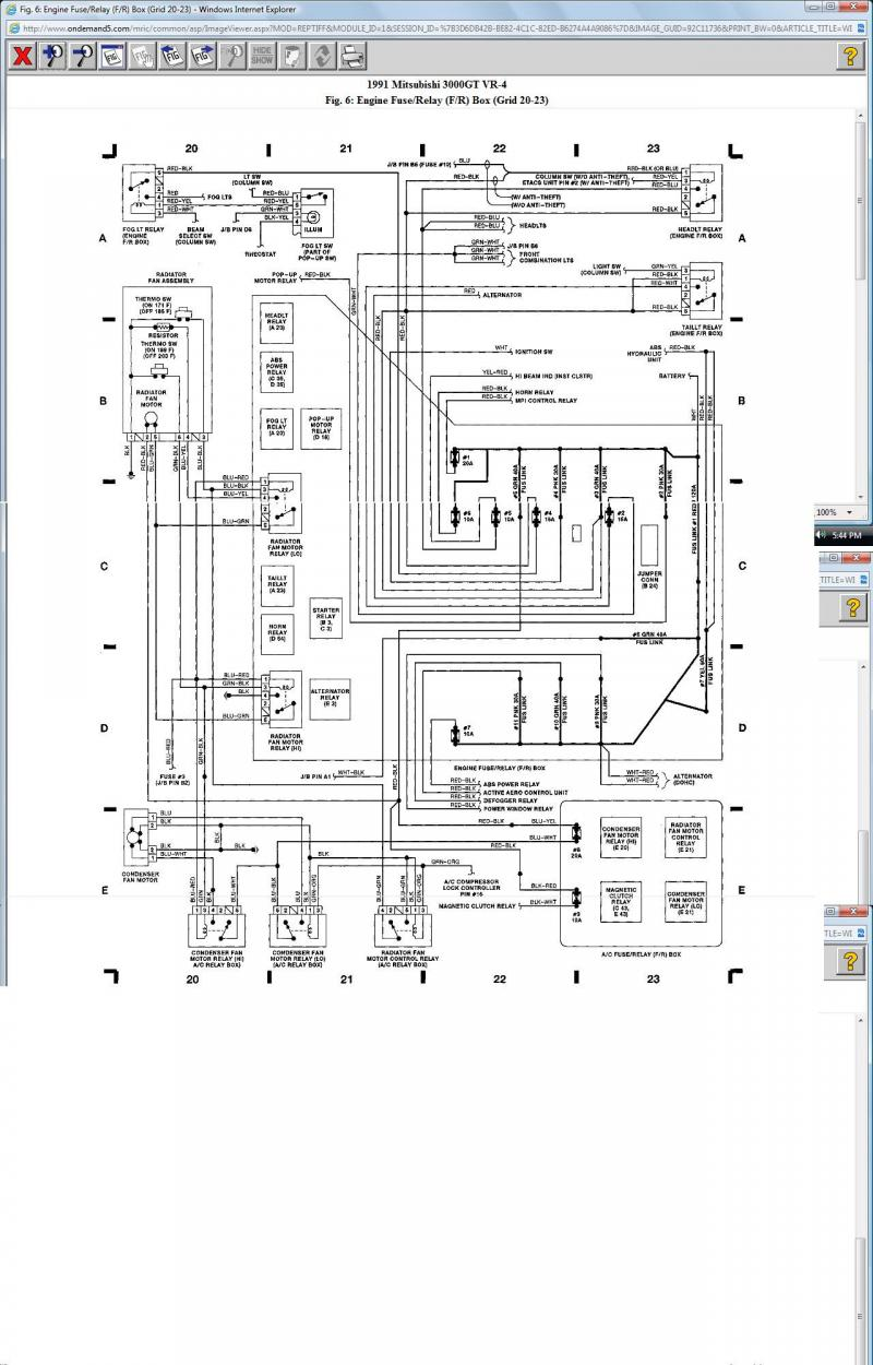 44  Yale Forklift Ignition Switch Wiring Diagram Png