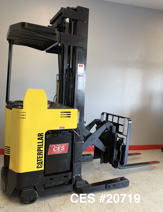 Stand Up Electric Forklift for Sale