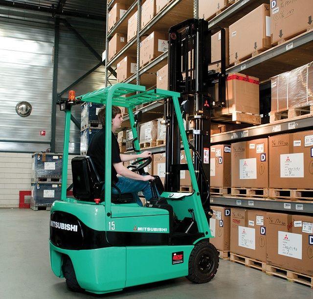 Smallest Forklift For Sale
