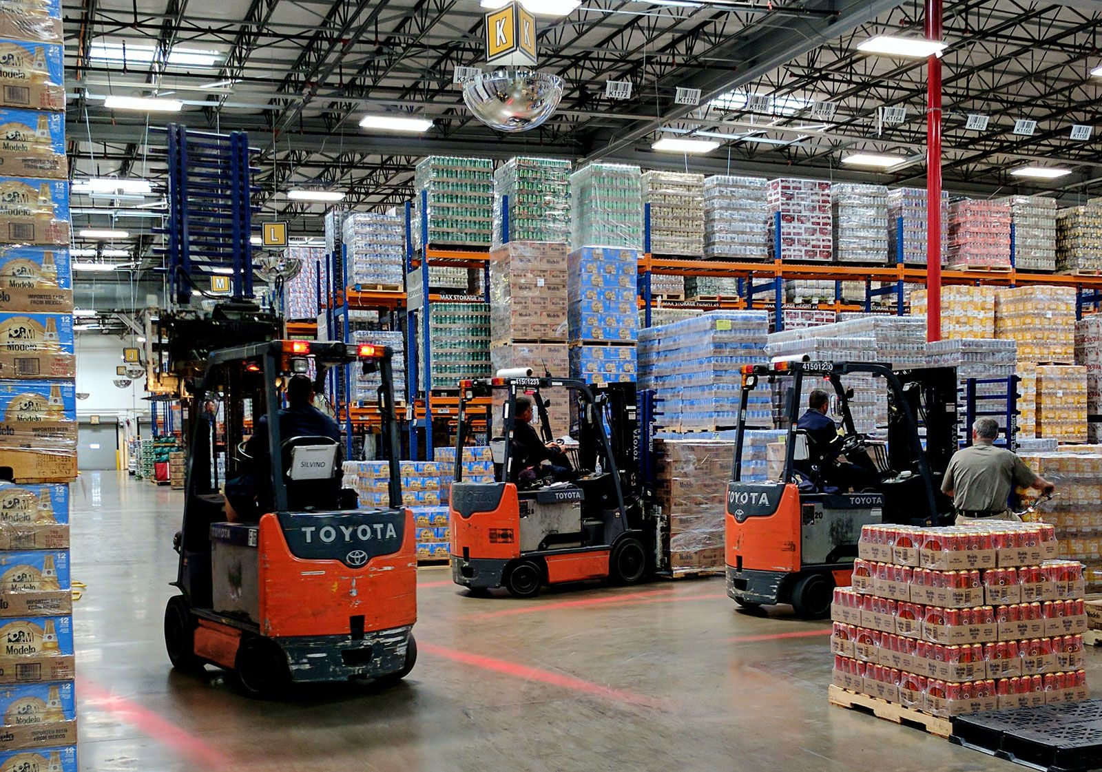 Forklift Battery Specifications To Consider Before You Purchase