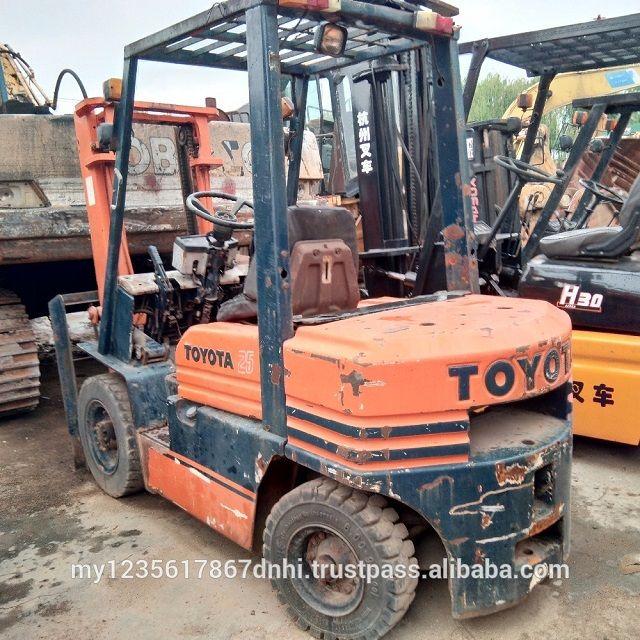 Used Forklift Transmissions