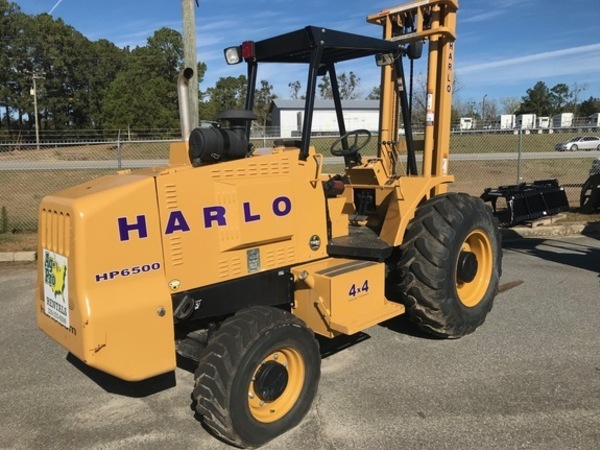 Used Harlo Forklifts For Sale Machinery Pete