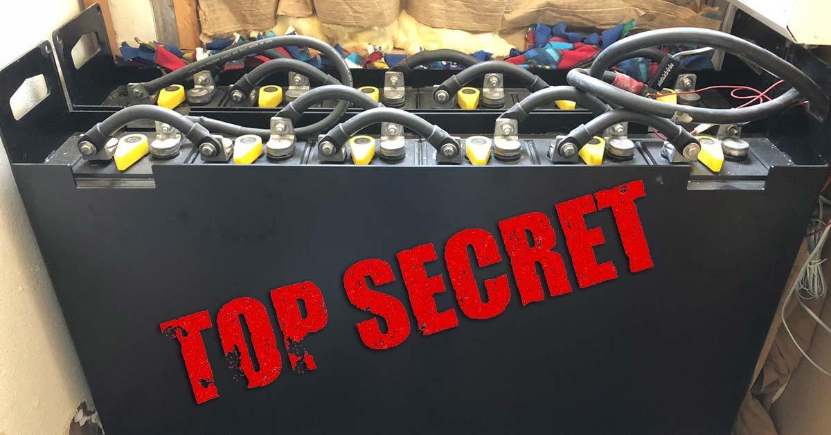 Best Kept Secret In Renewable Energy Forklift Battery Sustainable Preparedness