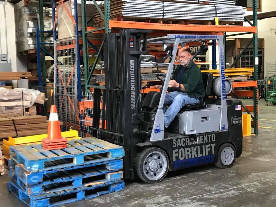 Osha Forklift Certification Sacramentolift Com