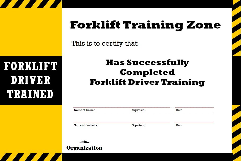 Forklift Training Forklift News