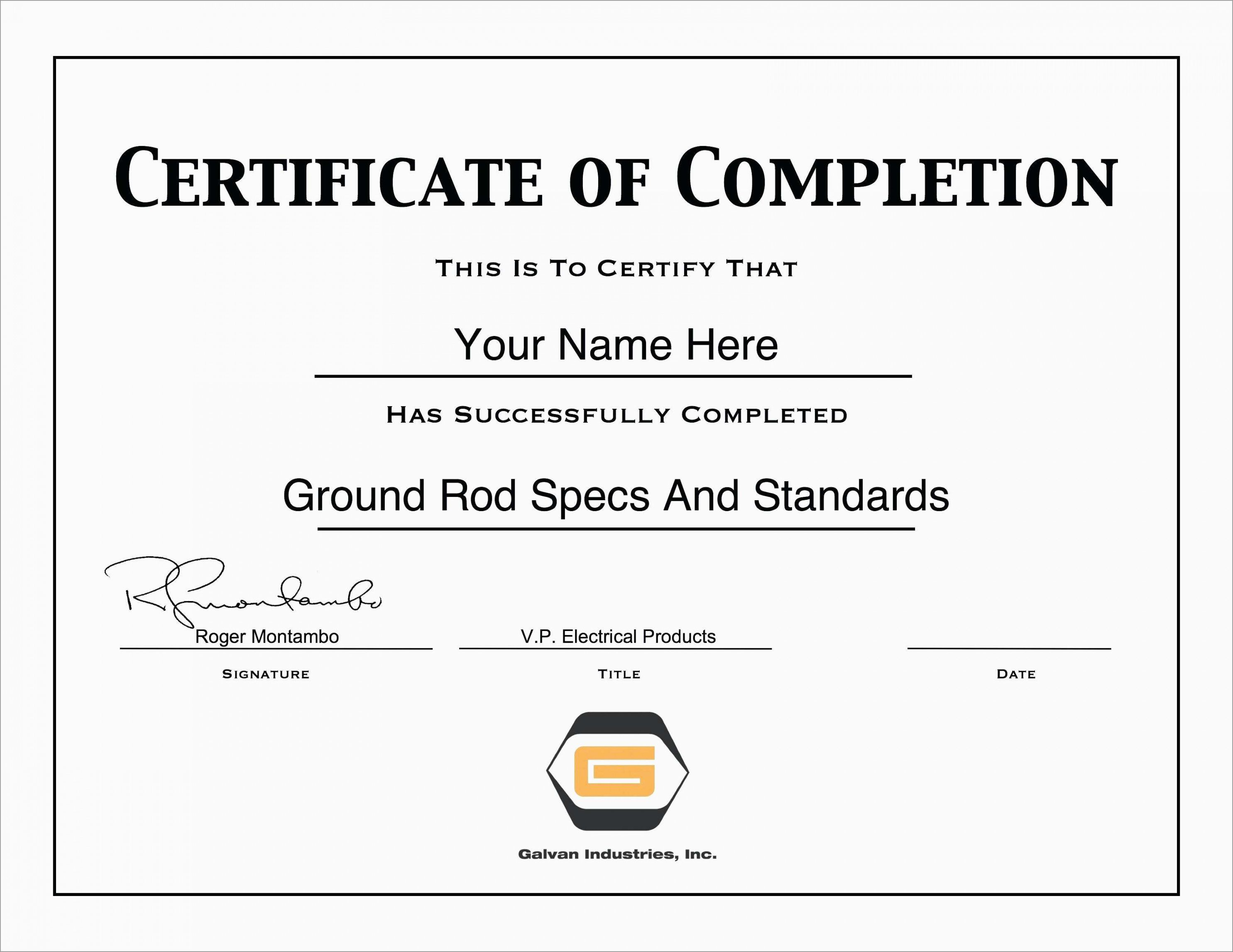 Browse Our Sample Of Forklift Certification Certificate Template In 2020 Certificate Templates Card Templates Free Free Printable Certificate Templates