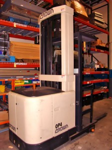 Industrial Forklift Battery Reconditioning