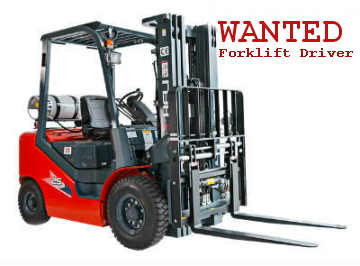 Forklift Drivers Wanted Know These When Applying For Job Vacancy Be Certified Today