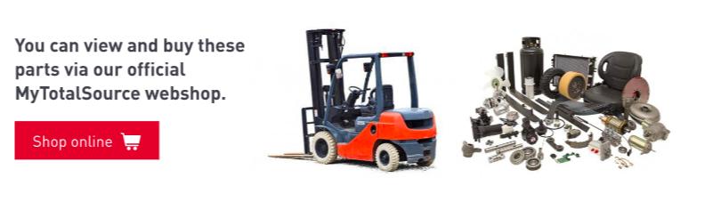 Forklift Parts Accessories Tvh Parts