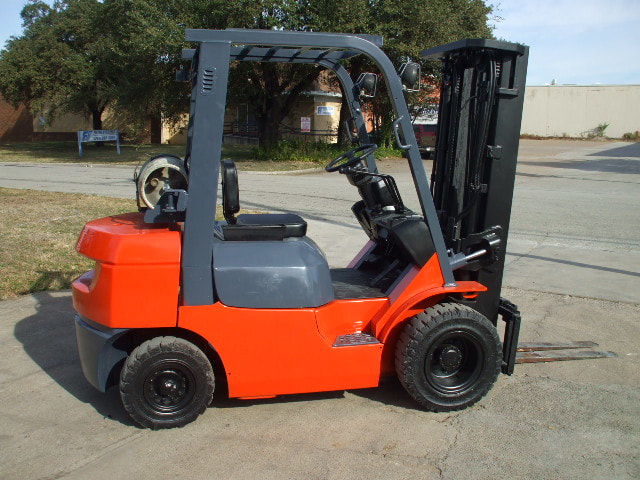 Used Forklifts For Sale Dallas Reconditioned Forklifts Com 4k Lift Co